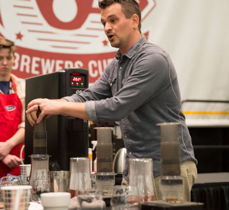 New Orleans Brewers Cup Champion